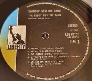 Buddy Rich<br>Swingin' New Big Band